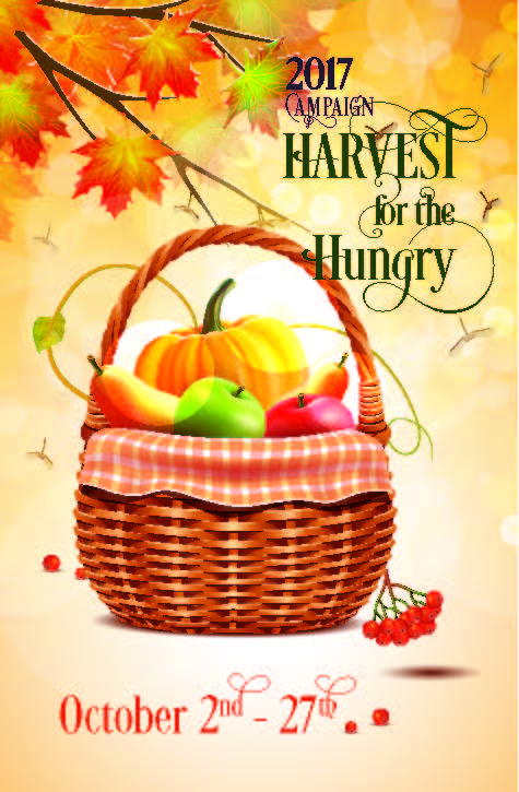 2017 Harvest for the Hungry